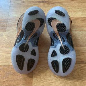 Nike Shoes - Nike Lil Foam Posite One Metallic Copper  11C